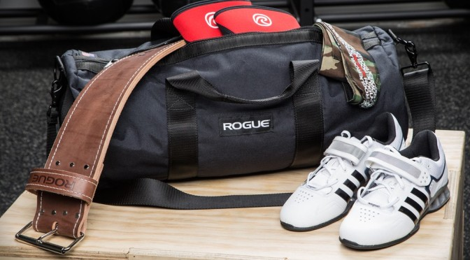 Whats in your gym bag?