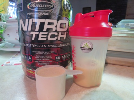 Muscletech Birthday Cake Protein Review